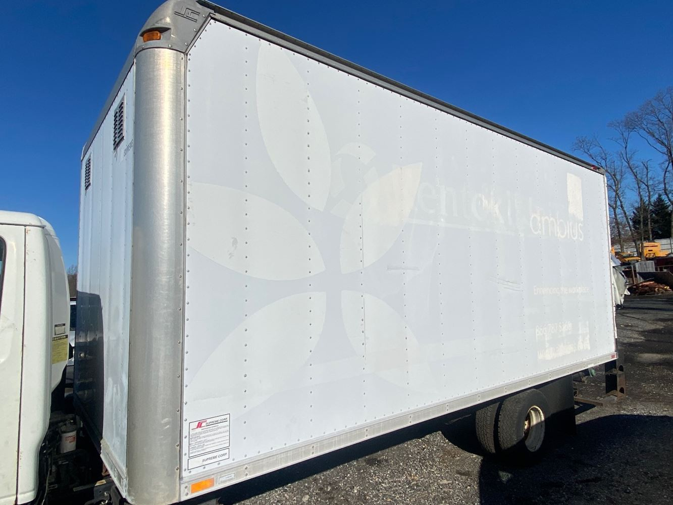 2003 OTHER OTHER VAN BODY TRUCK BODY #694768