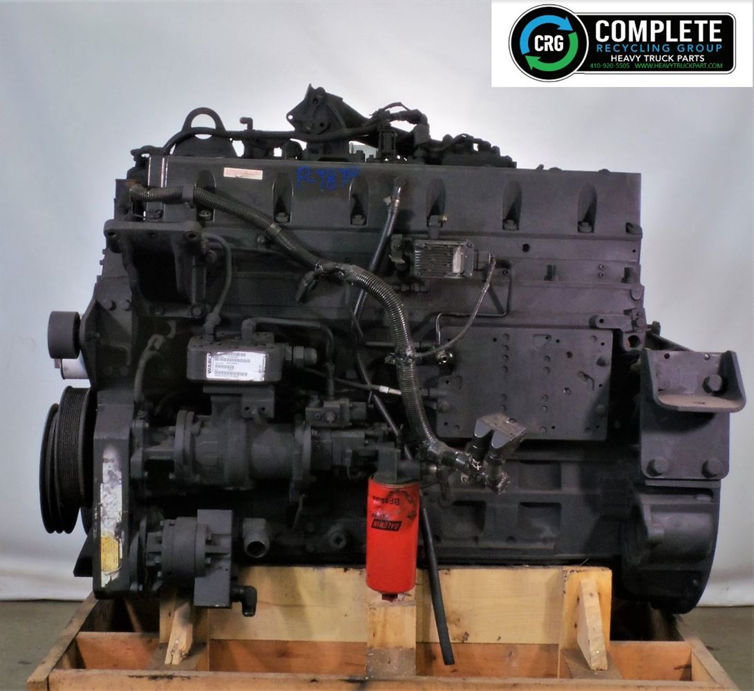 2004 CUMMINS ISM ENGINE ASSEMBLY TRUCK PARTS #680031