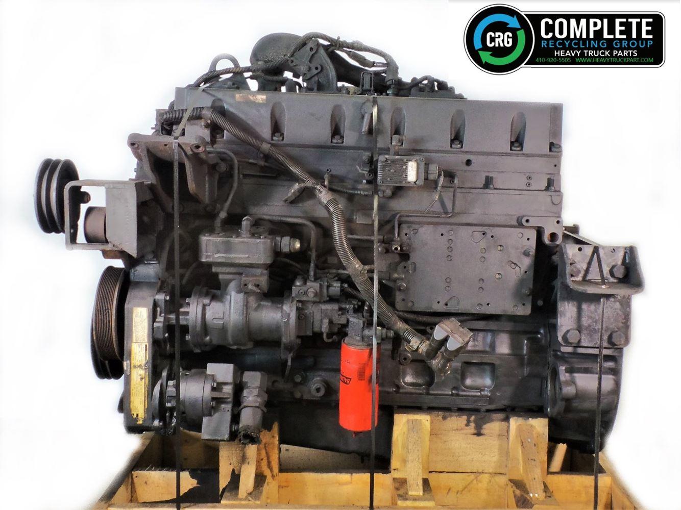 2004 CUMMINS M11 ENGINE ASSEMBLY TRUCK PARTS #679927