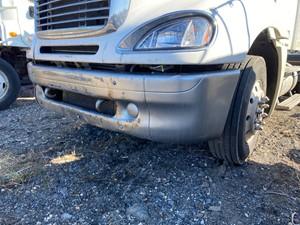 Front Bumper End Left Driver Side 2007 2008 2009 2010 2011 Freightliner Columbia