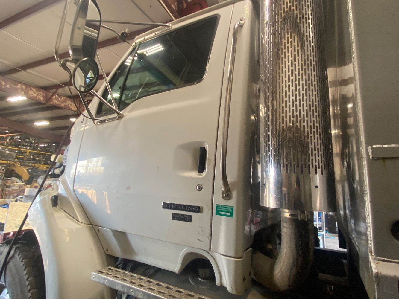 2004 STERLING A9500 CAB TRUCK PARTS #707528