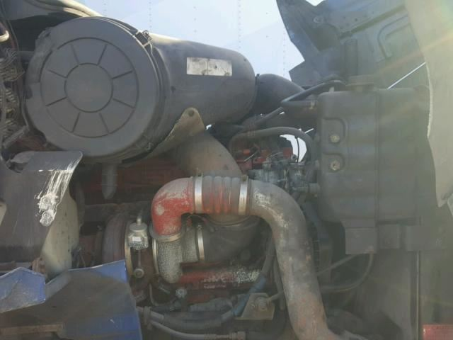 2005 CUMMINS ISX ENGINE ASSEMBLY TRUCK PARTS #679868