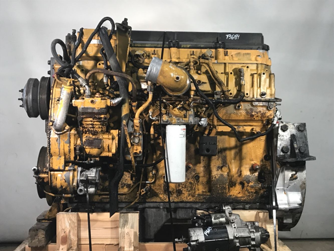 2005 CATERPILLAR C13 ENGINE ASSEMBLY TRUCK PARTS #698994