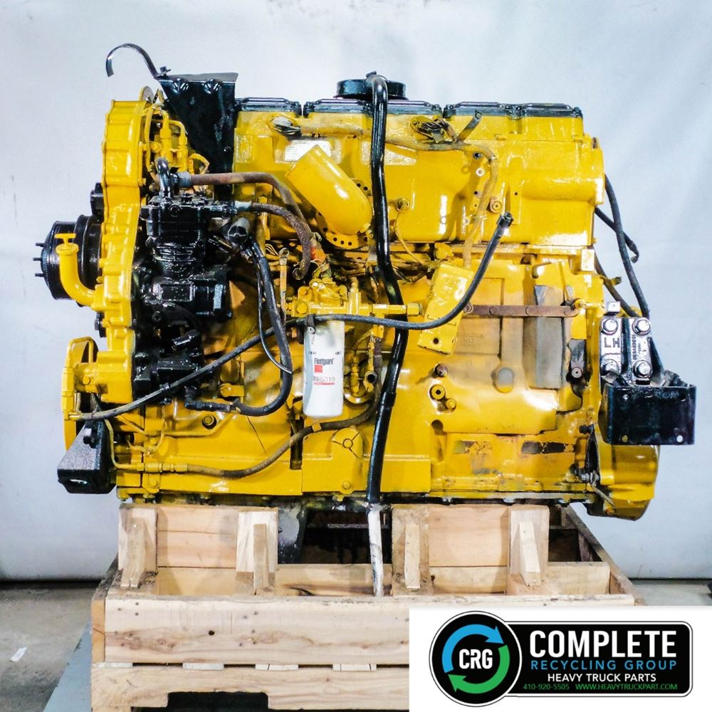 2005 CATERPILLAR C15 ENGINE ASSEMBLY TRUCK PARTS #701510