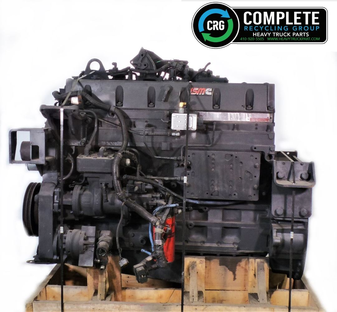 2005 CUMMINS ISM ENGINE ASSEMBLY TRUCK PARTS #680032