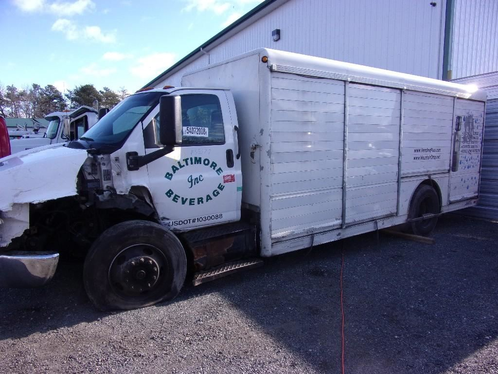 2005 OTHER OTHER VAN BODY TRUCK BODY #680708