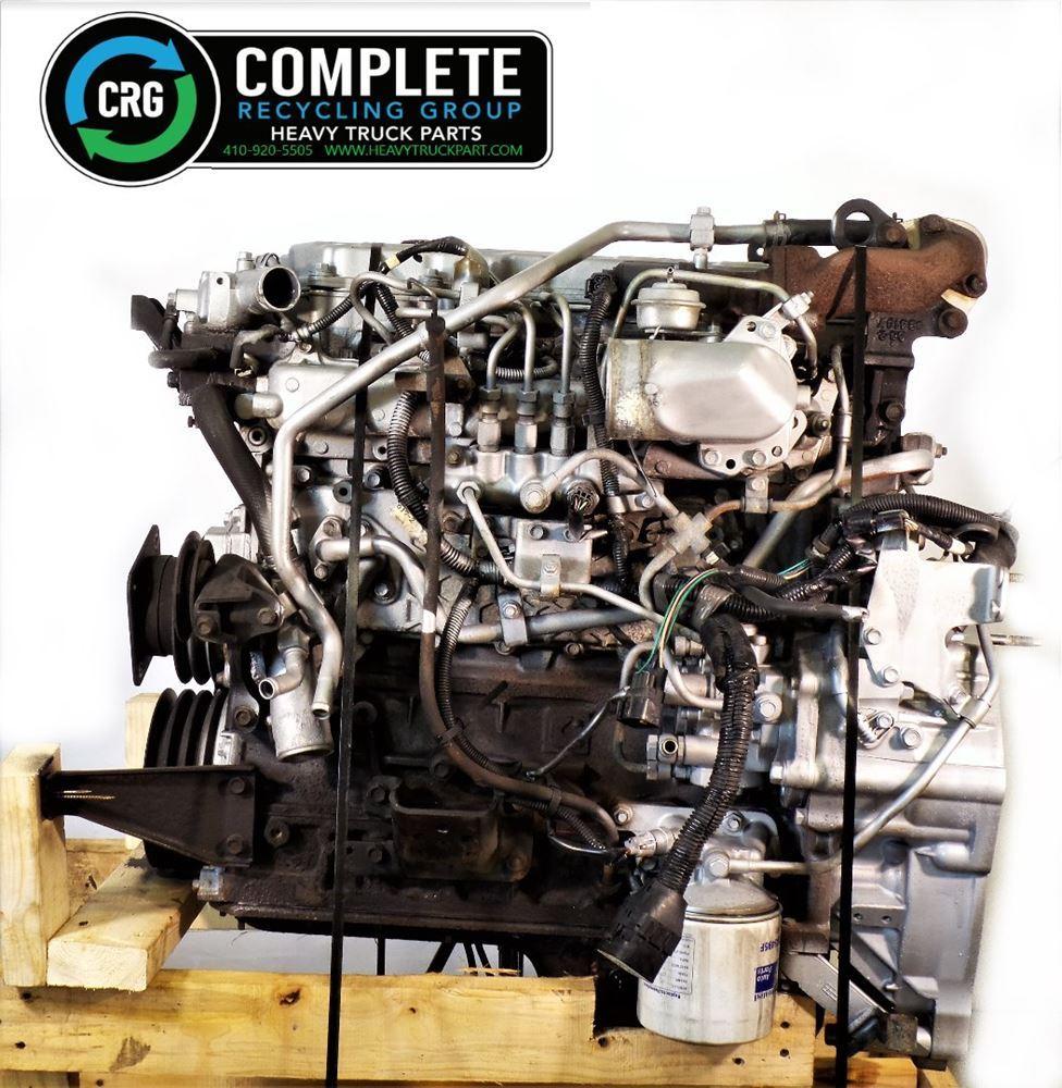 2005 ISUZU 4HK1-TC ENGINE ASSEMBLY TRUCK PARTS #697604