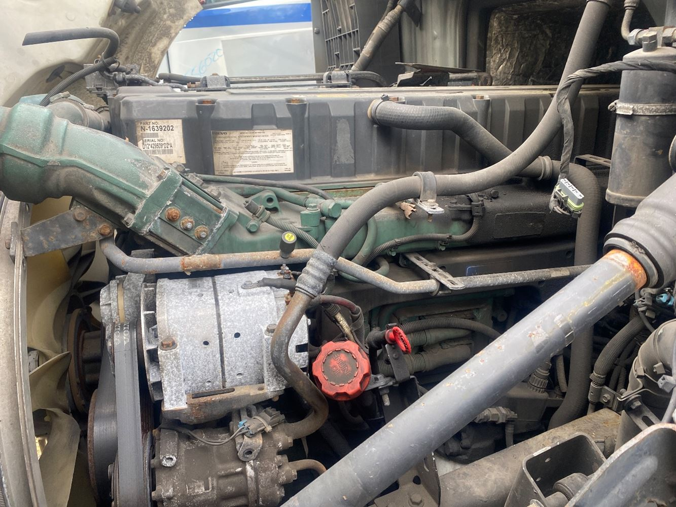 2005 VOLVO VE D12 ENGINE ASSEMBLY TRUCK PARTS #679854