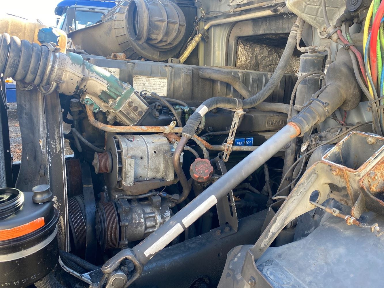 2005 VOLVO VE D12 ENGINE ASSEMBLY TRUCK PARTS #706805