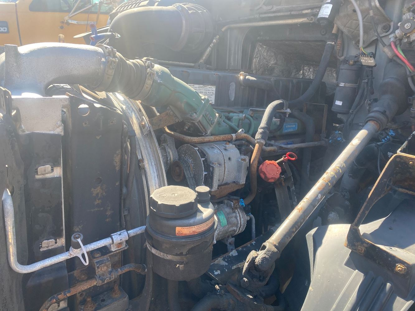 2005 VOLVO VE D12 ENGINE ASSEMBLY TRUCK PARTS #706802