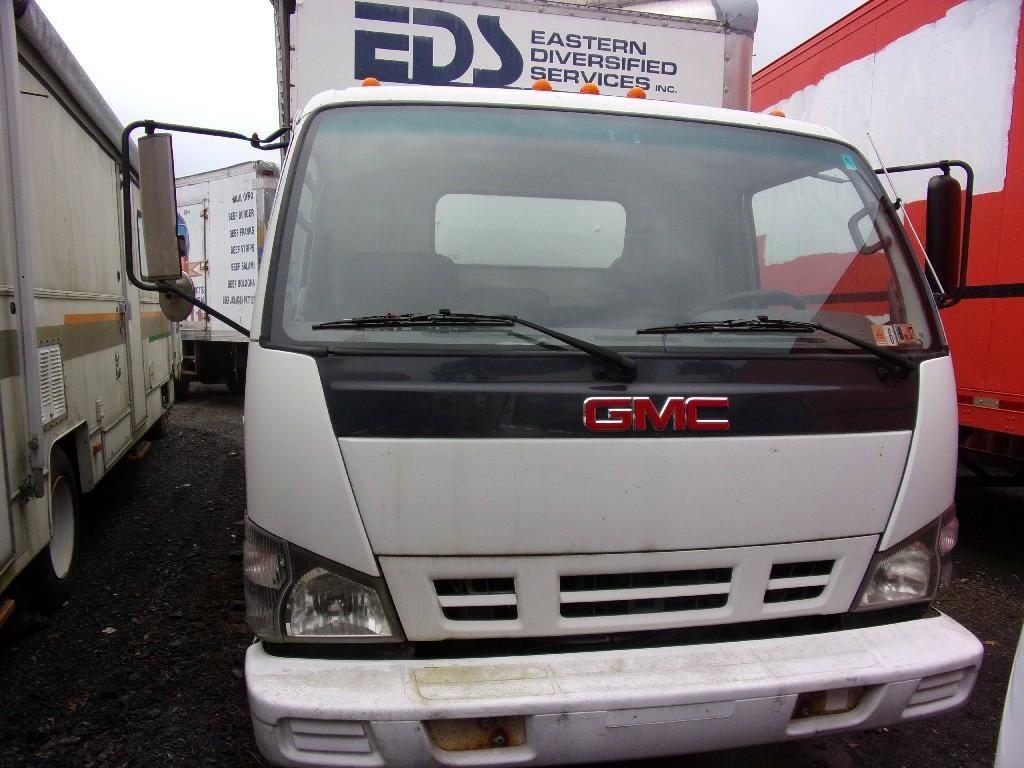 2006 GMC W4500 FUEL TANK TRUCK PARTS #680818
