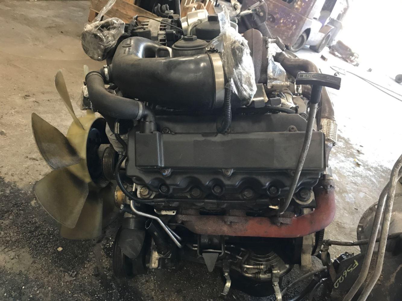 2006 INTERNATIONAL 4.5L ENGINE ASSEMBLY TRUCK PARTS #709785
