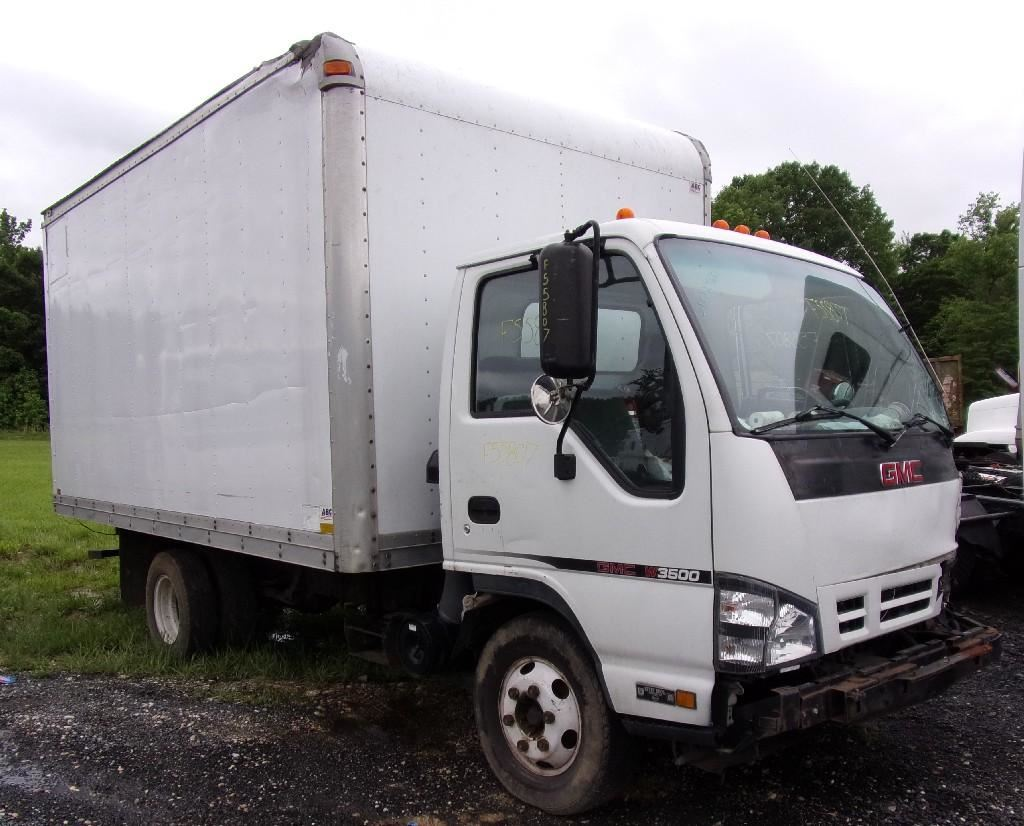2007 GM/CHEV (HD) 366 ENGINE ASSEMBLY TRUCK PARTS #680040