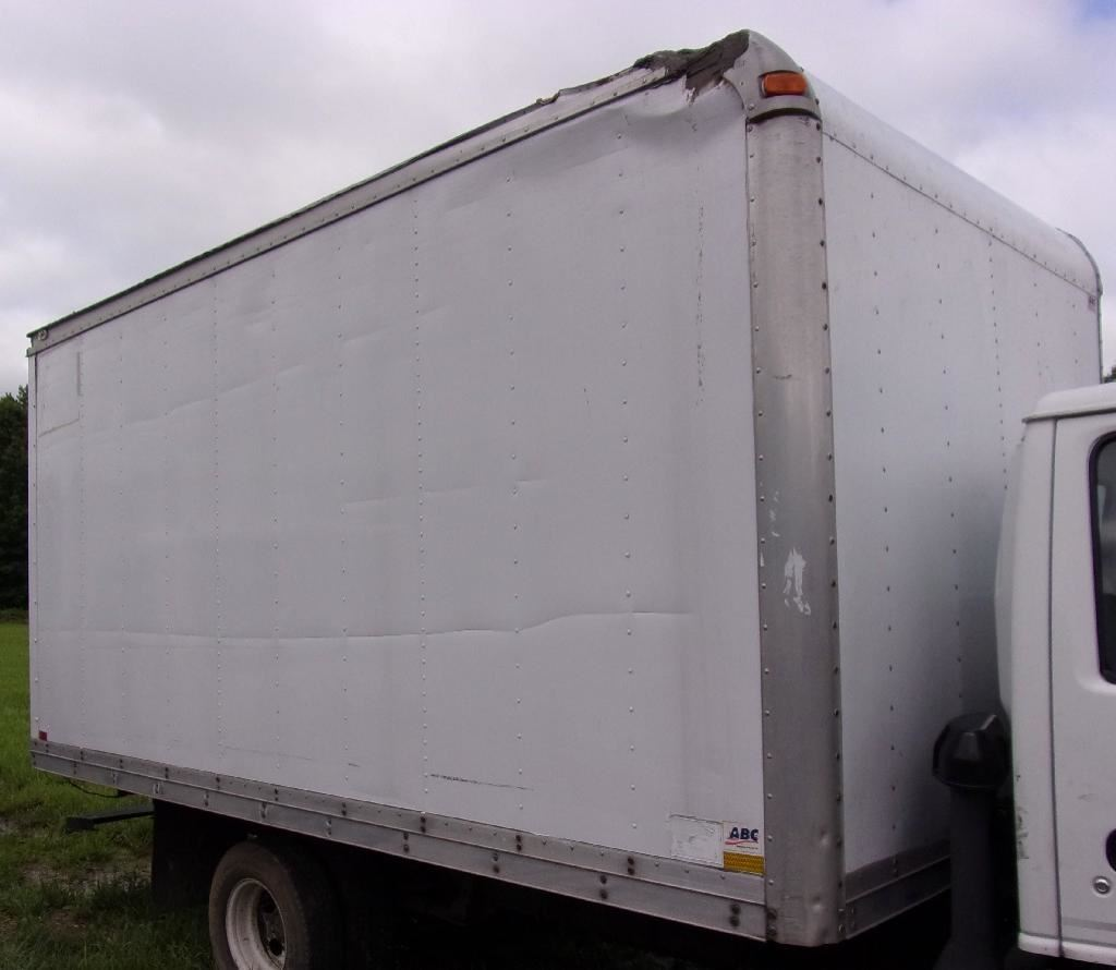 2007 OTHER OTHER VAN BODY TRUCK BODY #680318