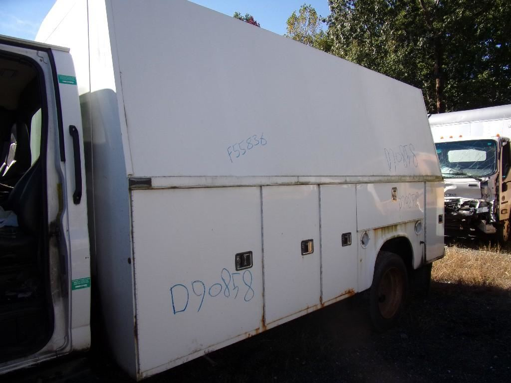 2007 OTHER OTHER VAN BODY TRUCK BODY #680079