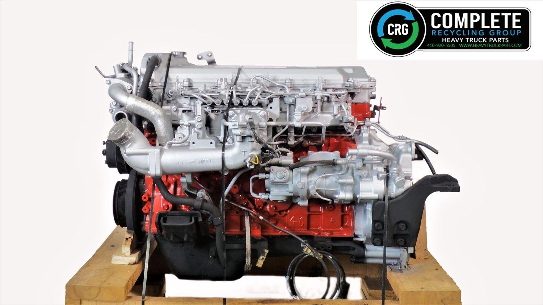 2007 HINO J08E-TA ENGINE ASSEMBLY TRUCK PARTS #679876