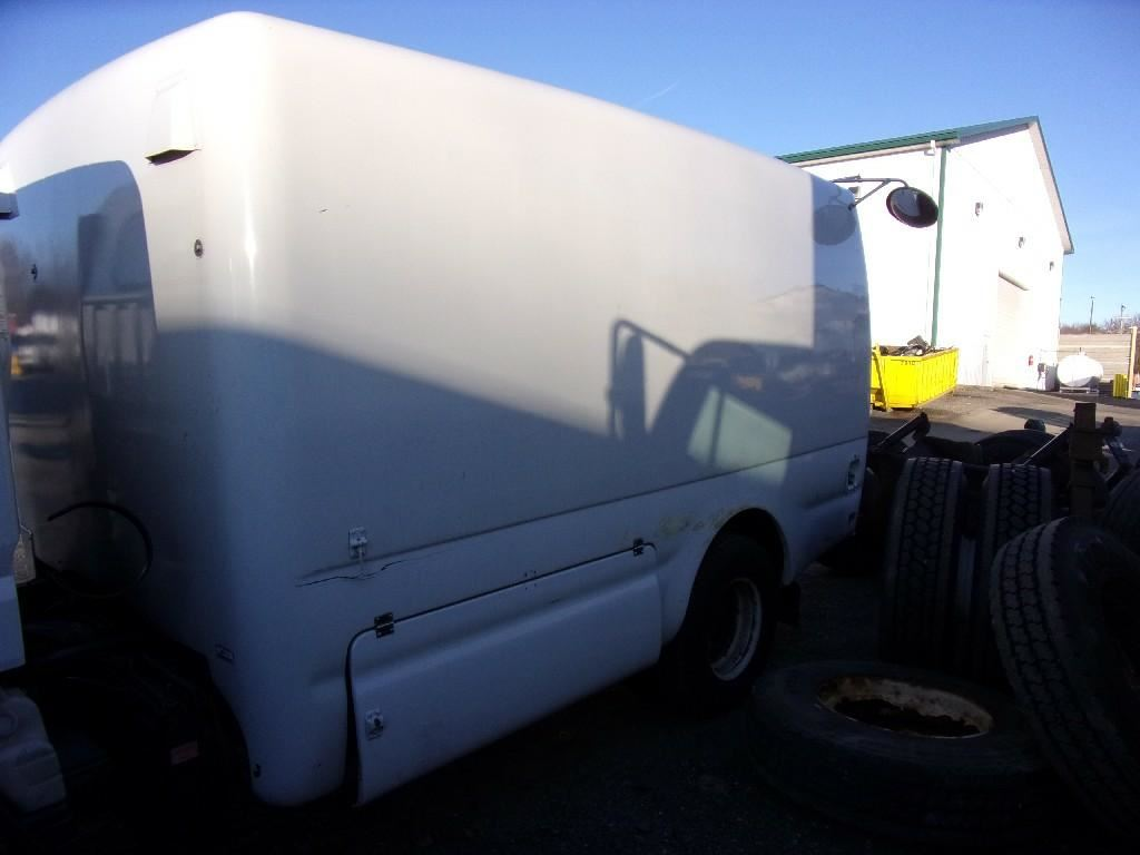 2007 OTHER OTHER VAN BODY TRUCK BODY #680215