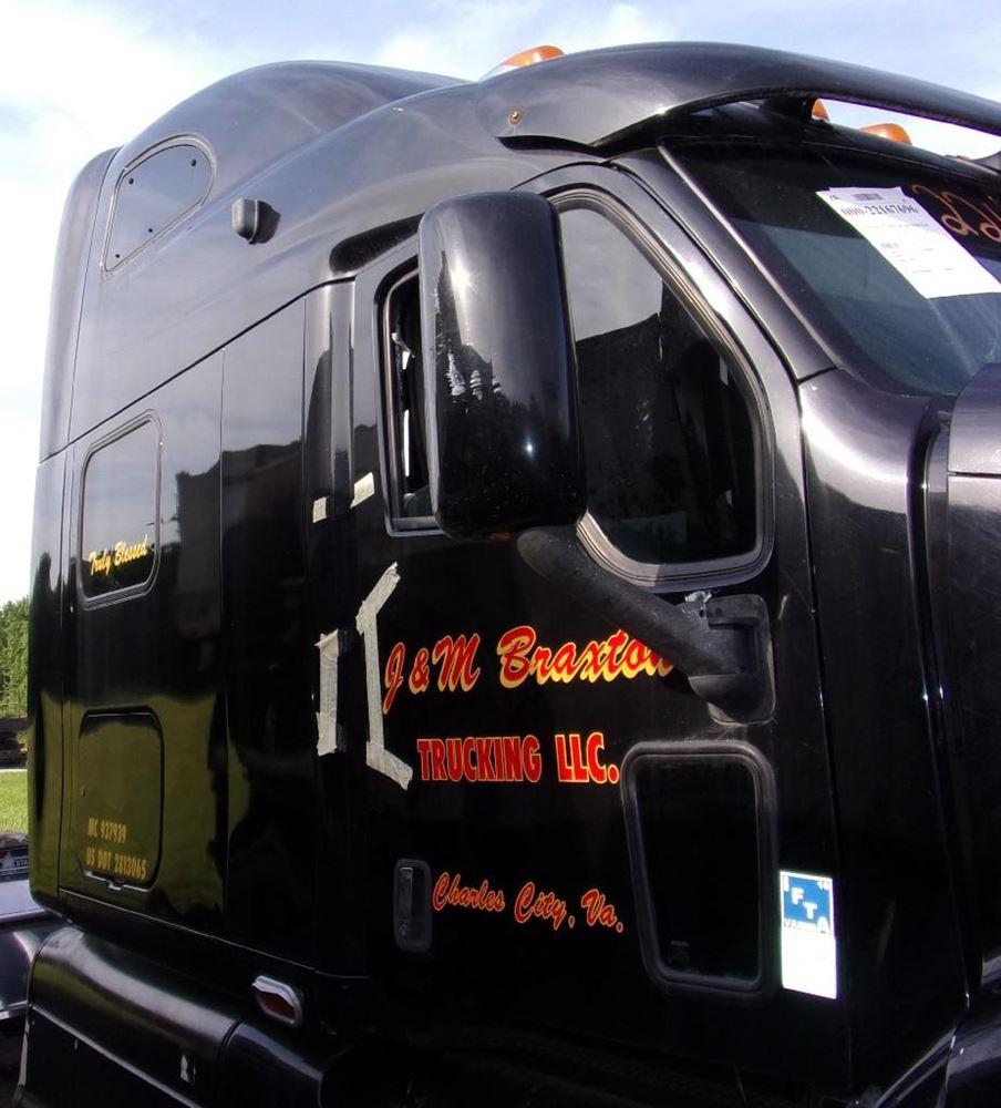 2007 PETERBILT 387 CAB TRUCK PARTS #679858