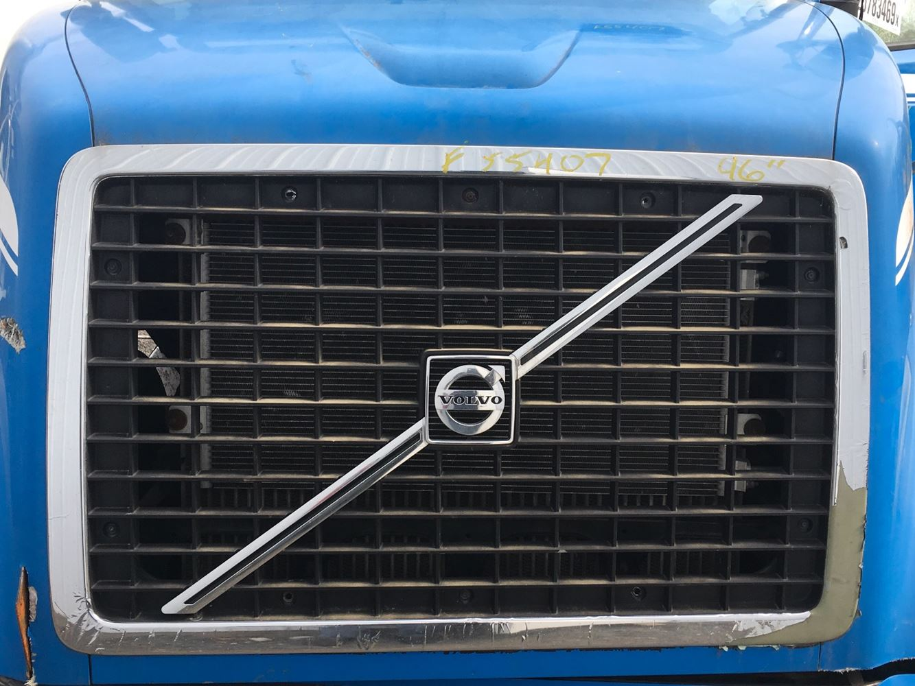 2007 VOLVO VNL GRILLE TRUCK PARTS #684989