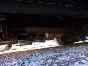 2008 Ford E350 Wagon Driveshafts Stock 9113 Part Image