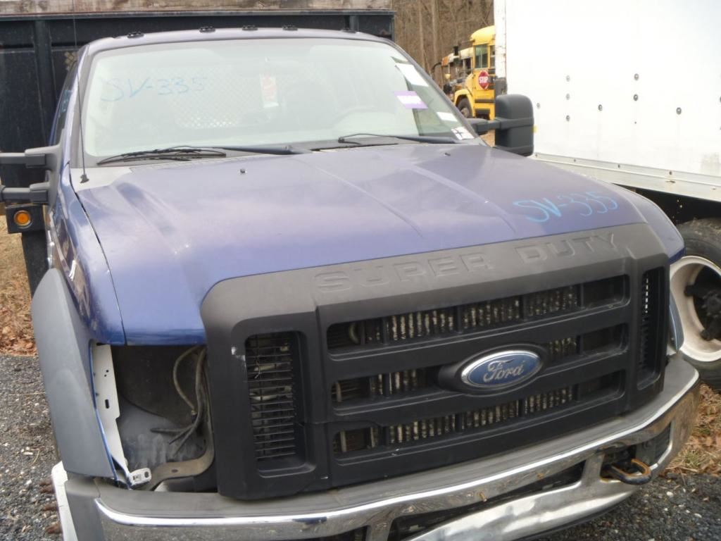 2008 FORD F550 CAB TRUCK PARTS #680537