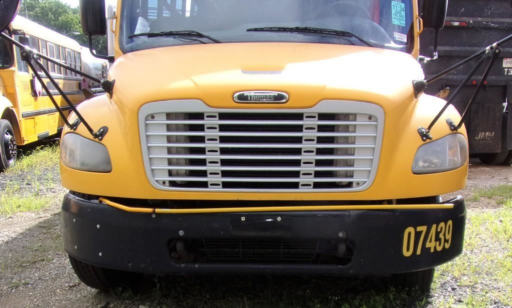 2008 FREIGHTLINER B2 HOOD TRUCK PARTS #680256