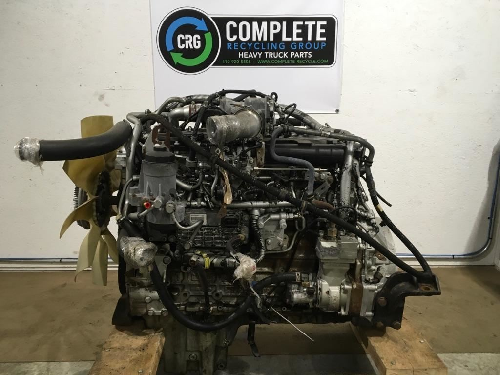 2008 MERCEDES MBE 926 ENGINE ASSEMBLY TRUCK PARTS #680009