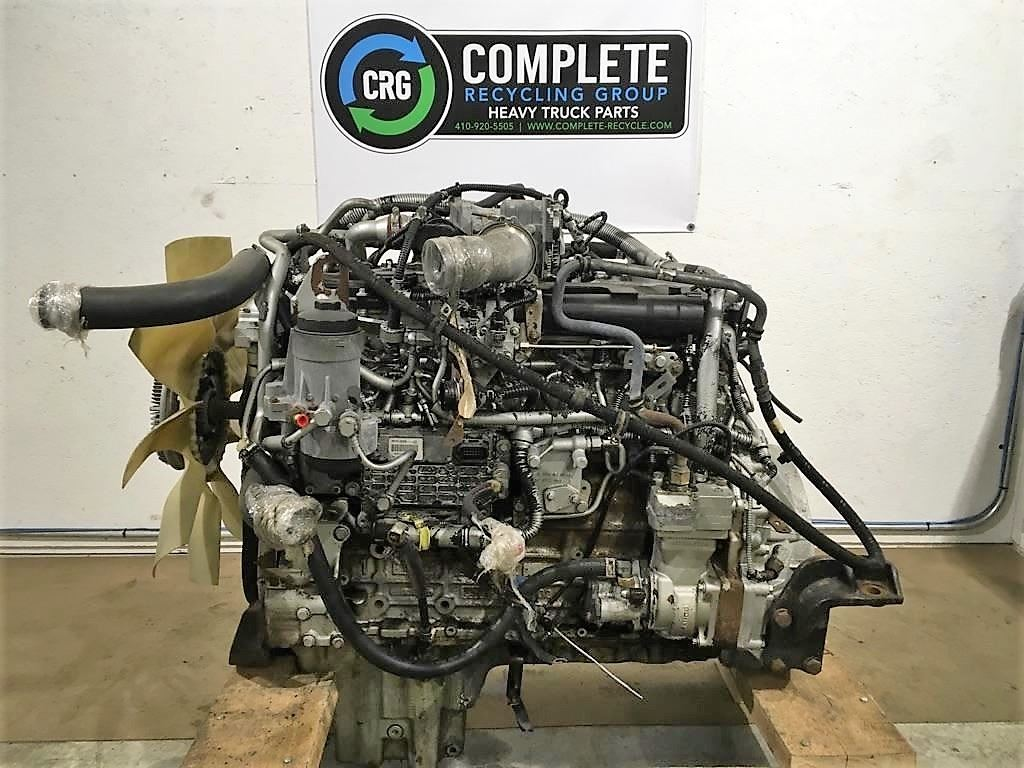 2008 MERCEDES MBE 926 ENGINE ASSEMBLY TRUCK PARTS #680005