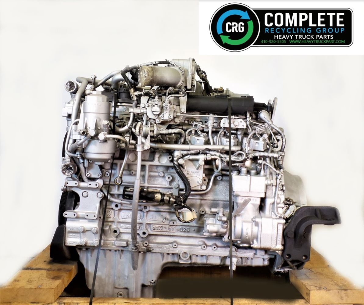 2008 MERCEDES OM926 ENGINE ASSEMBLY TRUCK PARTS #680013