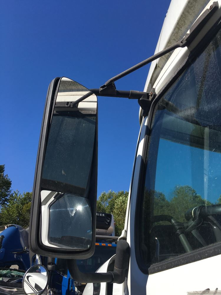 2008 VOLVO VNL MIRROR TRUCK PARTS #681844
