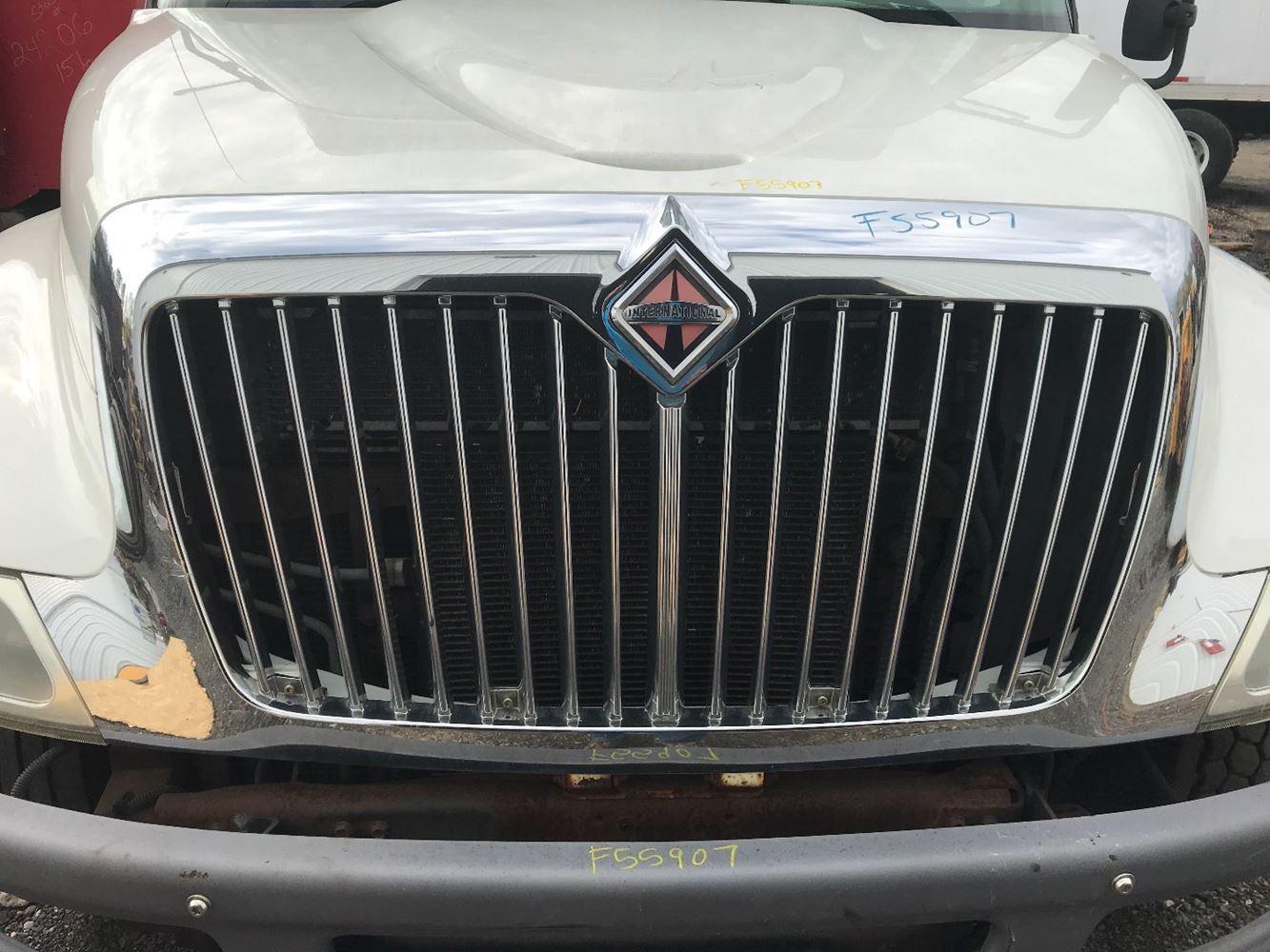 2009 INTERNATIONAL 4300V GRILLE TRUCK PARTS #681038