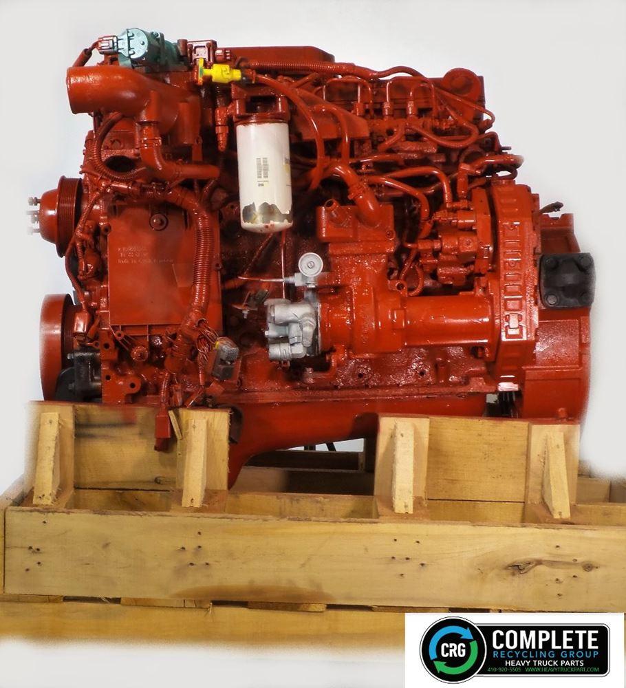 2010 CUMMINS ISB ENGINE ASSEMBLY TRUCK PARTS #679806