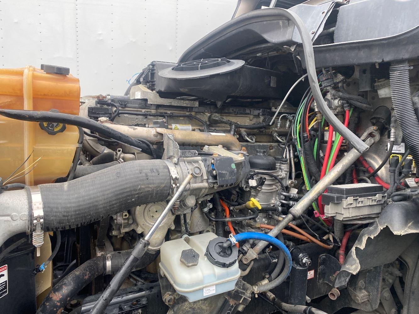 2011 DETROIT DD15 ENGINE ASSEMBLY TRUCK PARTS #710888