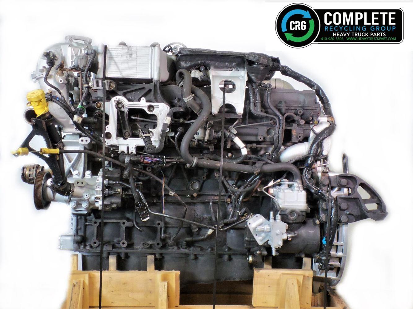 2011 INTERNATIONAL MAXXFORCE 11 ENGINE ASSEMBLY TRUCK PARTS #679788