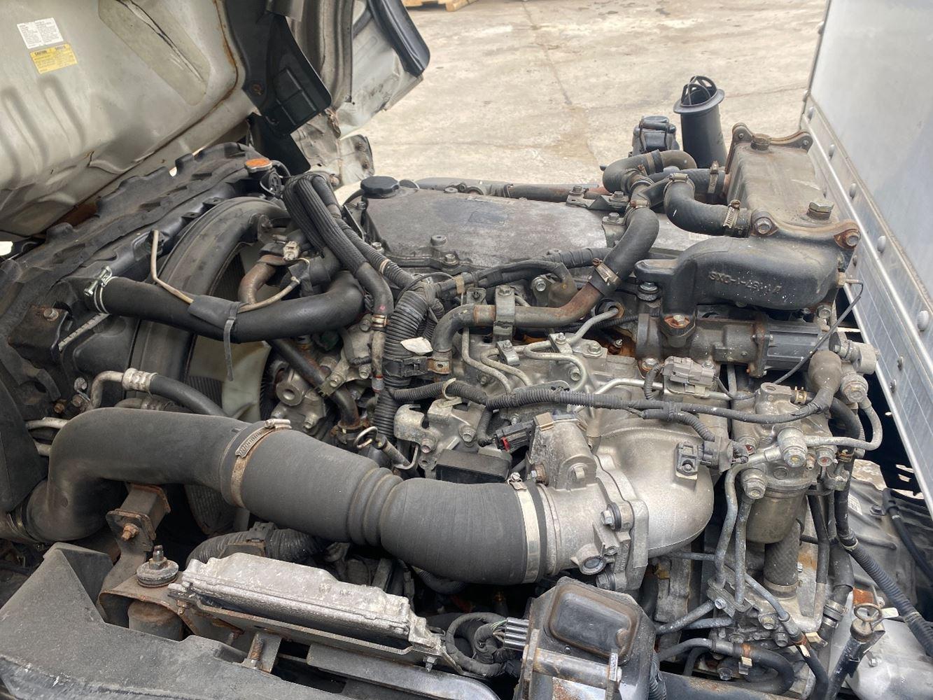 2011 ISUZU 4HK1-TC ENGINE ASSEMBLY TRUCK PARTS #721514