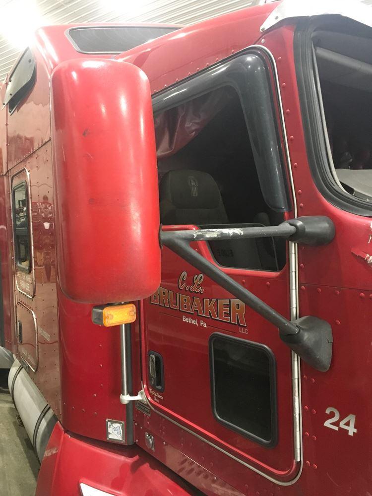 2011 KENWORTH T660 MIRROR TRUCK PARTS #681012