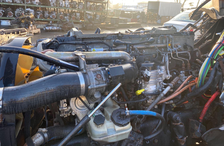 2012 DETROIT DD15 ENGINE ASSEMBLY TRUCK PARTS #694705