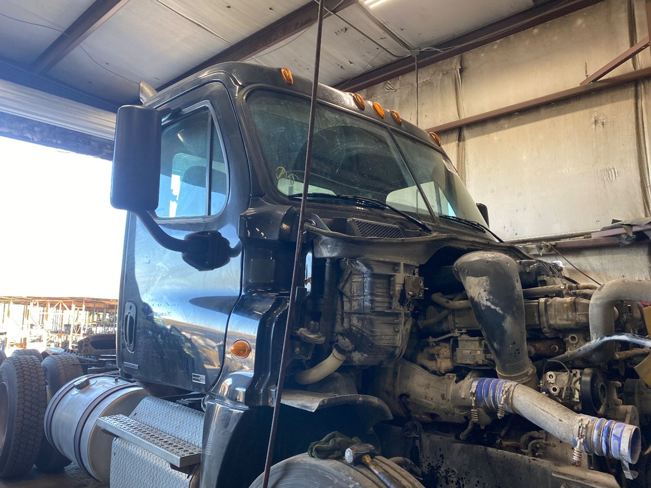2012 FREIGHTLINER CASCADIA 125 CAB TRUCK PARTS #702178
