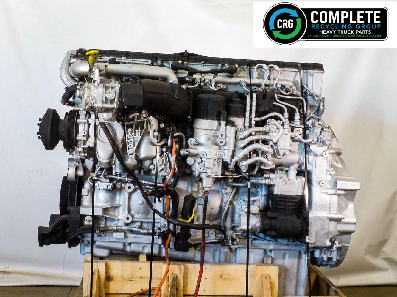 2013 DETROIT DD13 ENGINE ASSEMBLY TRUCK PARTS #679775