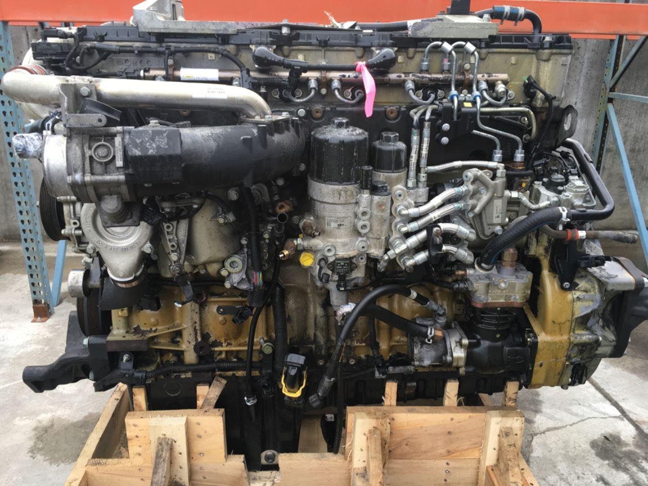 2013 DETROIT DD15 ENGINE ASSEMBLY TRUCK PARTS #708413