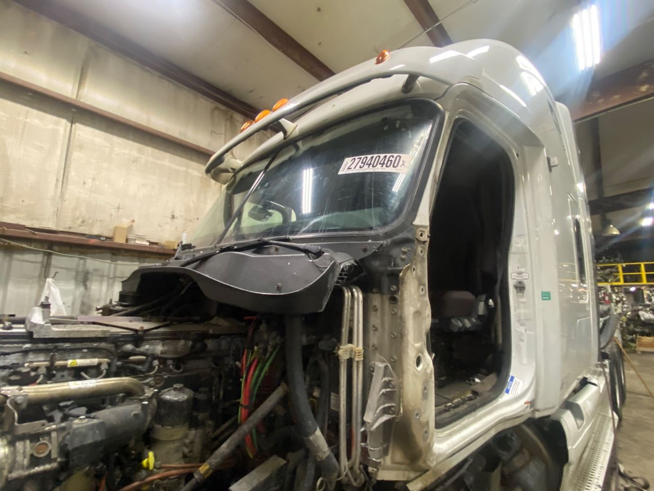 2013 FREIGHTLINER CASCADIA 125 CAB TRUCK PARTS #709290