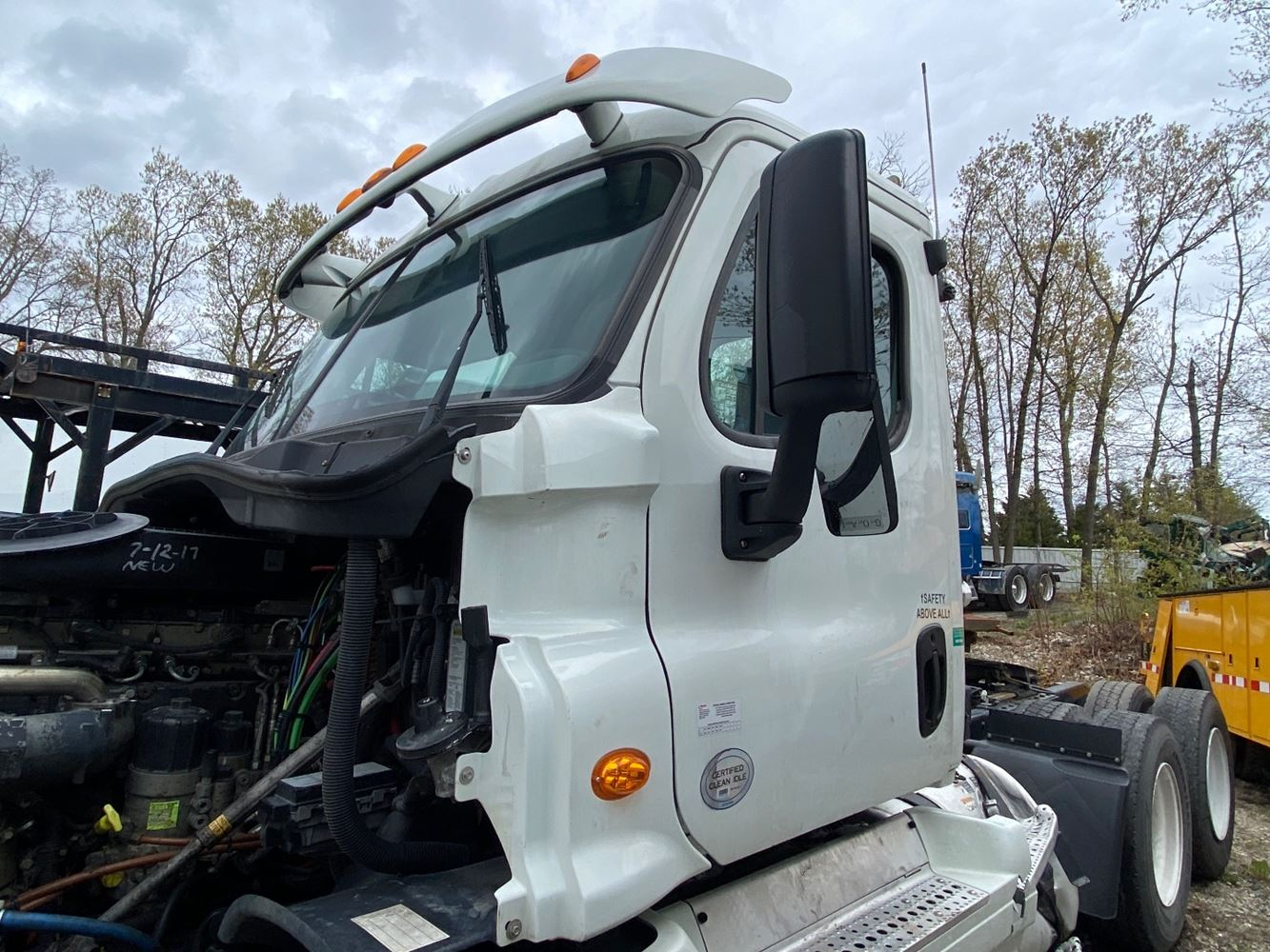 2013 FREIGHTLINER CASCADIA 125 CAB TRUCK PARTS #721874