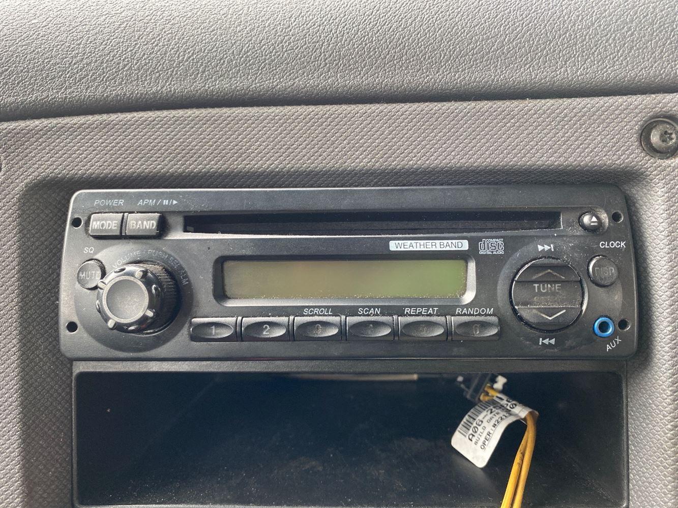 2013 FREIGHTLINER CASCADIA 125 RADIO TRUCK PARTS #721869