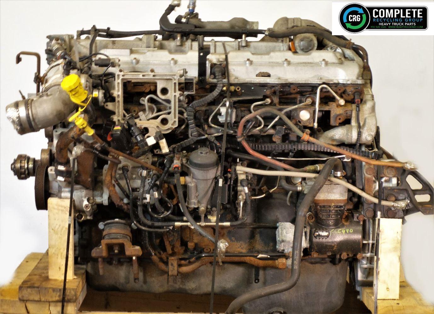 2013 INTERNATIONAL MAXXFORCE 13 ENGINE ASSEMBLY TRUCK PARTS #679818