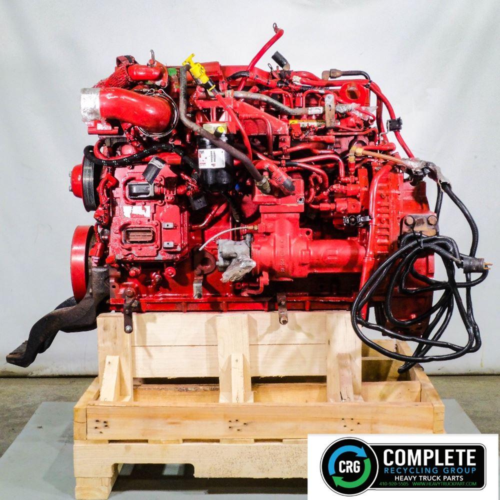 2014 CUMMINS ISB 6.7 ENGINE ASSEMBLY TRUCK PARTS #690547