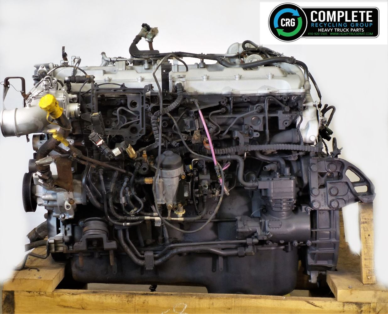 2014 INTERNATIONAL N13 ENGINE ASSEMBLY TRUCK PARTS #679765