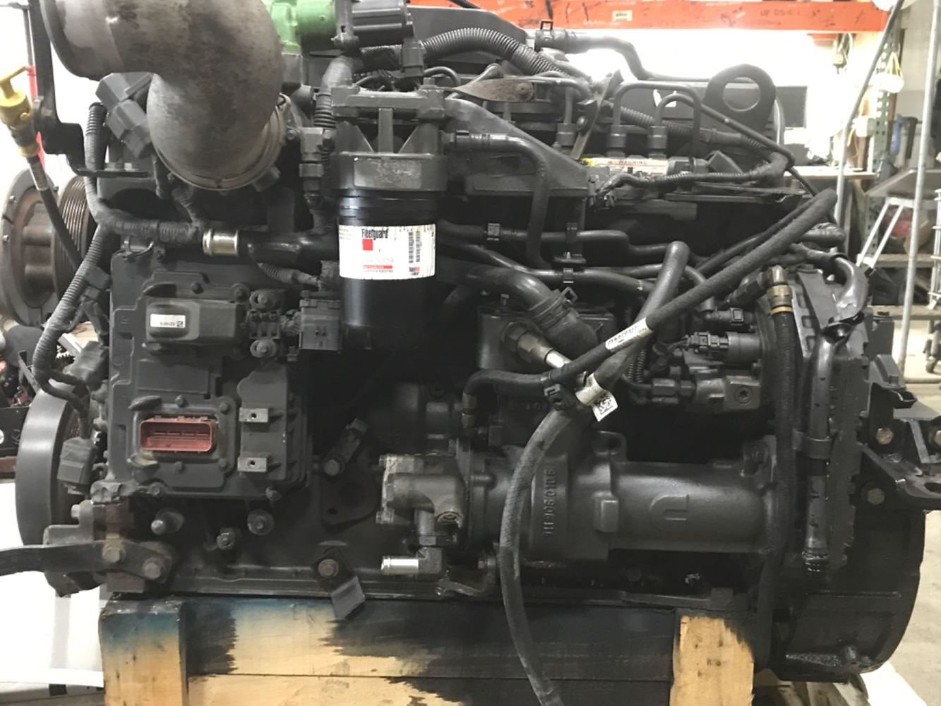 2015 PACCAR PX-7 ENGINE ASSEMBLY TRUCK PARTS #708192