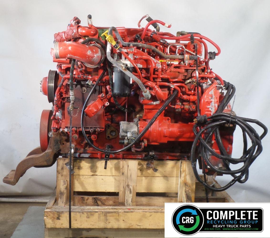 2016 CUMMINS ISB 6.7 ENGINE ASSEMBLY TRUCK PARTS #694336