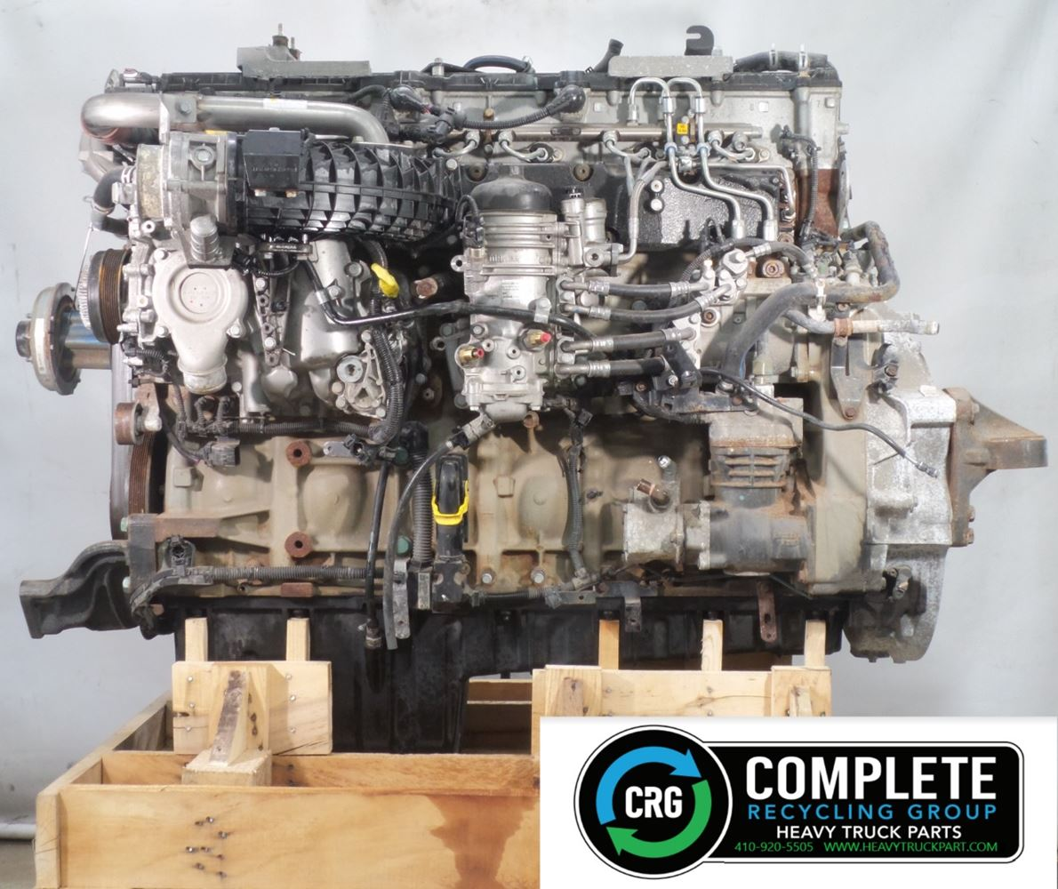 2016 DETROIT DD15 ENGINE ASSEMBLY TRUCK PARTS #721341