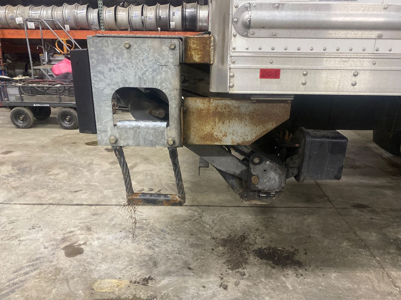 2016 FREIGHTLINER M2 106 LIFTGATE-TAILGATE TRUCK PARTS #720538